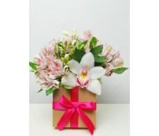 Aranjament floral Ribbon