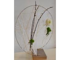 Aranjament floral 'Pure'