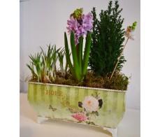 Aranjament floral Primavara