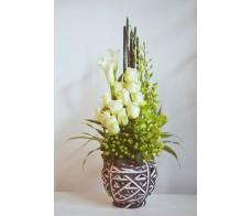 Aranjament floral Bamboe Cala