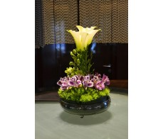 Aranjament floral Cala