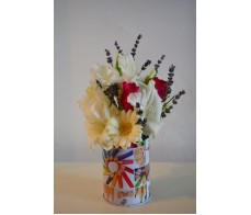 Aranjament floral 'Clopotel'